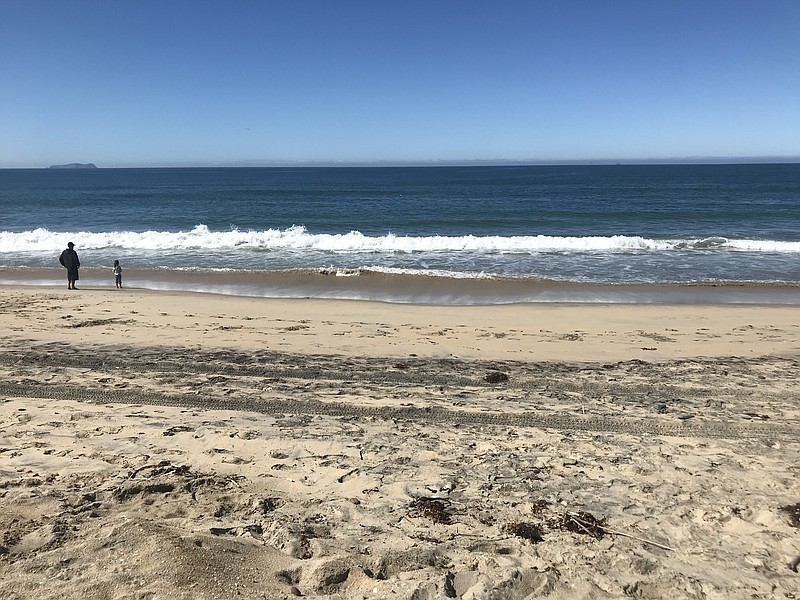 Imperial Beach is shown in this photo, March. 2, 2018.