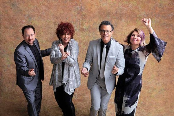 A promotional photo of The Manhattan Transfer.