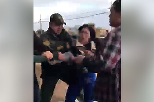 Immigrant Arrested In National City In Widely Seen Video ...