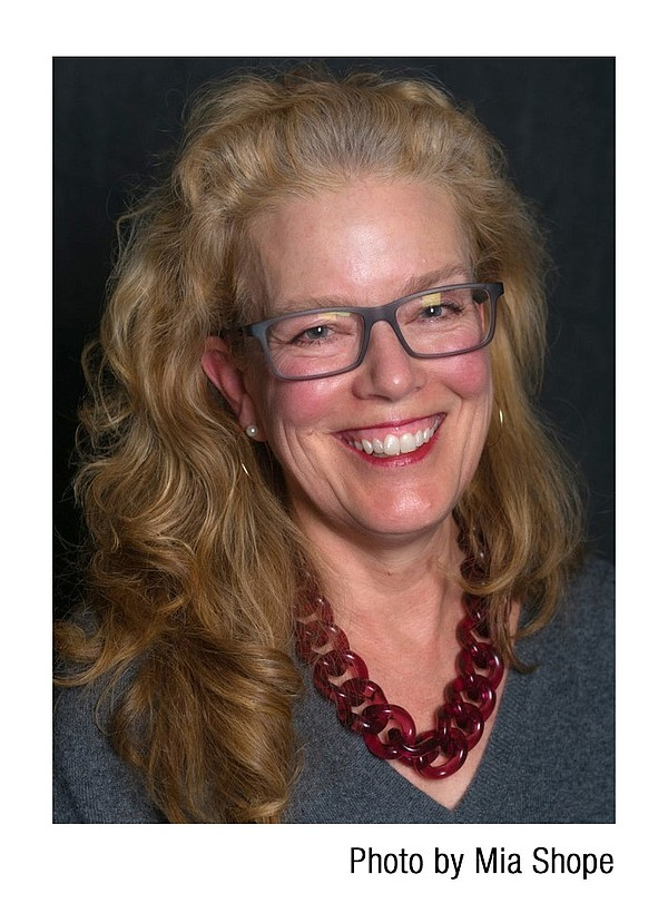 Anne Bown-Crawford, new director of the California Arts C...
