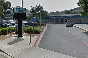 Photo for Rincon Middle School Cancels Classes Over Vague Shooting Threat