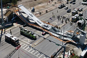 Fallen Bridge: 'Stress Test' Preceded Collapse That Killed 6
