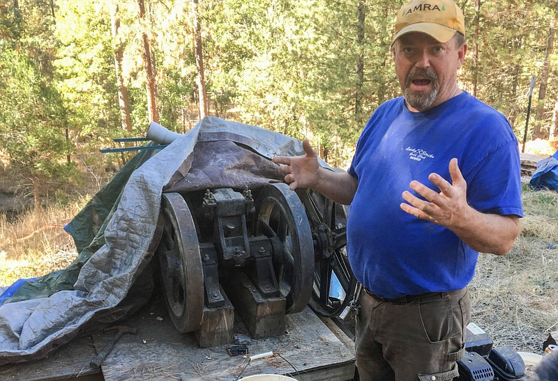 A Latter-Day Miner Still Chasing The Gold Rush Dream | KPBS