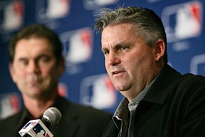 Former Player, Executive Kevin Towers Elected To Padres H...