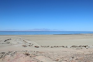 Plan To Restore Habitat, Suppress Dust At Salton Sea Is B...