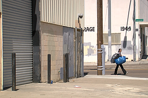 Storage Facility For Homeless People Lacks Stable Funding...