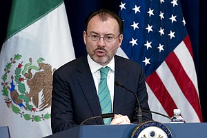 Mexico's Top Diplomat To Speak At UC San Diego