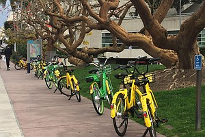 How San Diego Is Responding To The Dockless Bike Craze