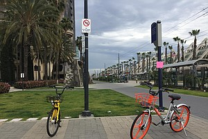 Photo for New Bike Sharing Program Launching In San Diego