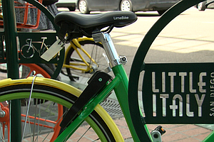 Little Italy Association Is Evicting Dockless Bike Sharing