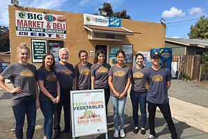 Photo for SDSU Students Take On National City Food Deserts