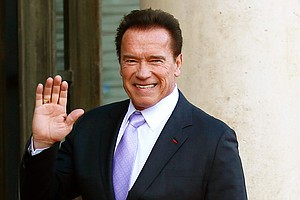Arnold Schwarzenegger Is Stable After Heart Surgery