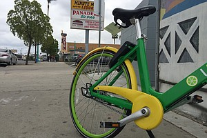City Heights Embraces Dockless Bikes While Other Communit...