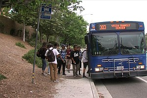 Photo for A Rarity Among California School Districts, Vista Unified Funds New Bus Routes