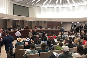 Escondido Council Vote 4-1 In Favor Of Supporting Trump's...