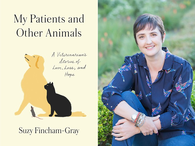 """The cover of """"My Patients and Other Animals: A Veterinarian's Stories of Love..."""