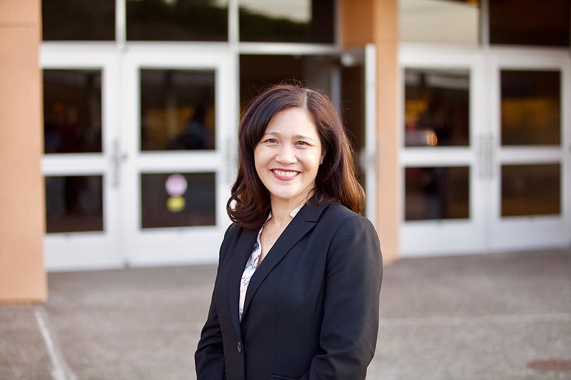 The San Ysidro School Board selected Gina Potter, a deputy superintendent in ...