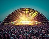 A 2017 photo of a crowd at the Coachella Valley...