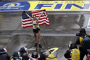 Chula Vista Native Desi Linden Wins Boston Marathon, 1st ...