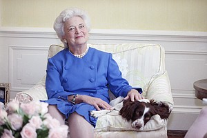 Former First Lady Barbara Bush Dies At Age 92