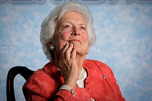 Presidents, First Ladies Praise Barbara Bush's Dedication