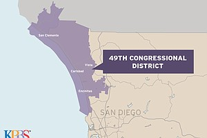 49th Congressional Candidates Jockey For Money, Attention