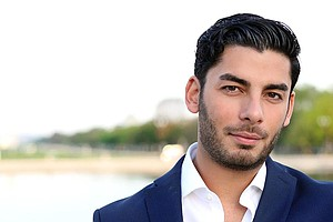 Ammar Campa-Najjar On His Race For the 50th Congressional...