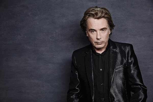 A promotional photo of musician Jean-Michel Jarre.