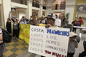 Rent Control Backers Say They Expect To Qualify For Ballot
