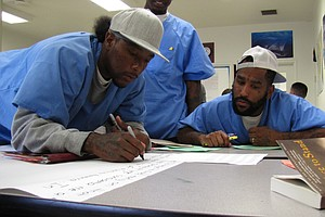 Prisoner Pell Grants Grow Camaraderie — And A Philosopher...