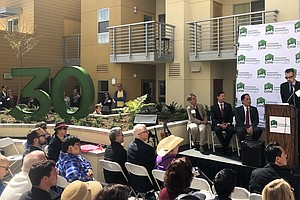 San Diego's First Affordable Senior Housing Community Des...