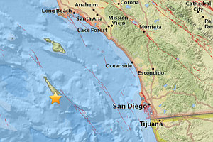 3 Small Quakes Occur Under Ocean Off Southern California