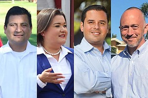 Four Candidates Running For District 8 San Diego City Cou...