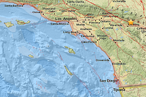 Earthquakes In Riverside County Jolt San Diegans, Felt As...