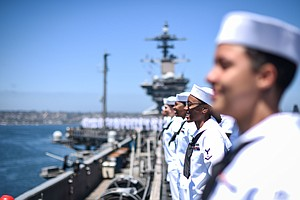 Navy Task Force Sets An Ambitious Time Frame To Tackle Racial Inequity