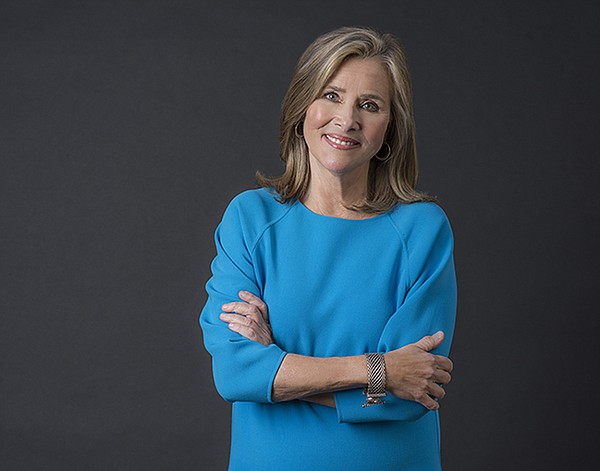 Meredith Vieira, American news anchor, is co-host of ROYA...