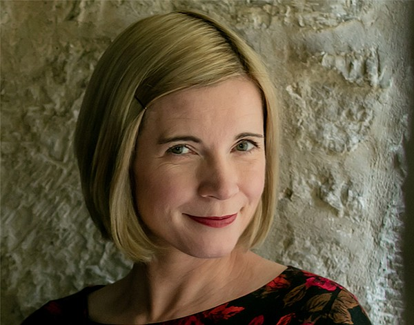 Lucy Worsley, joint chief curator at Historic Royal Palac...