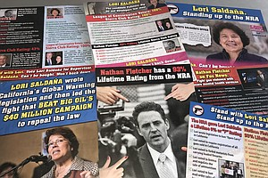 #ShowUsYourMailers: Pro-Saldaña Super PAC Stretches Truth