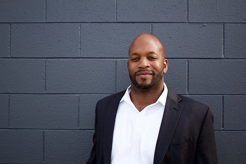 Omar Passons, a candidate to represent District 4 on the San Diego County Boa...