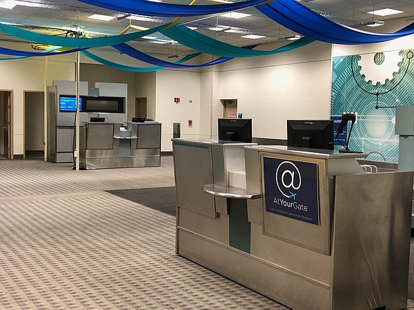 The Innovation Lab at San Diego International Airport is ...