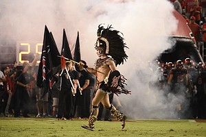 SDSU Will Keep Aztec Nickname, Modify Mascot