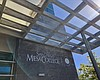 A San Diego Mesa College building is shown, May...