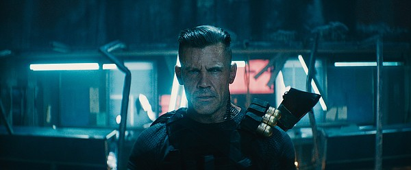 Josh Brolin, who recently played Thanos on Marvel's