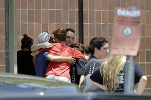Photo for Fighting Back Increasingly Part Of School Shooting Guidance