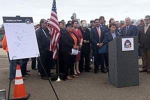 Caltrans: San Diego Infrastructure Projects Underway Than...