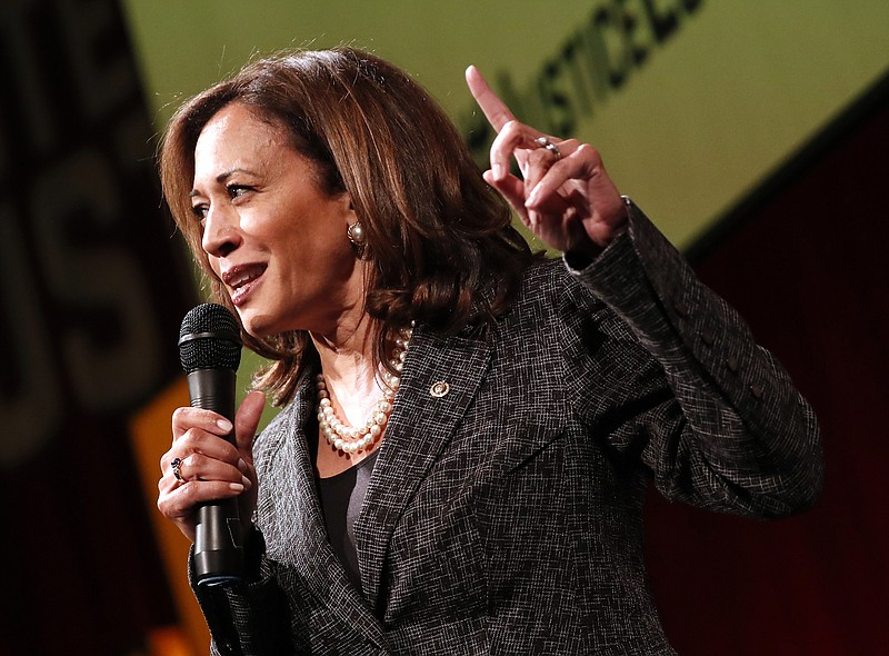 U.S. Sen. Kamala Harris (D-CA) speaks at Vote For Justice: An Evening of Empo...