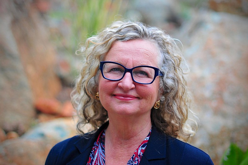 San Diego County Board of Supervisors District 5 candidate Jacqueline Arsivau...