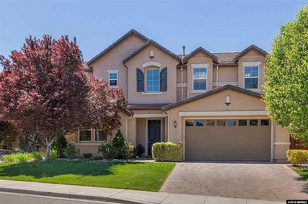 A five-bed, three-bath Reno home listed at $498,000 is se...