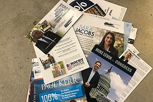 #ShowUsYourMailers: 49th Congressional District Campaigns...