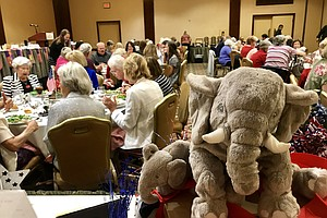 Republican Women On An Election Mission To Bolster The Re...